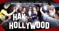 HAK goes Hollywood - Maturaball der HAK Gmunden