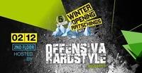 Offensiva Hardstyle - Winter Opening Ratschings 2017@Talstation Ratschings - Paulaner Festzelt
