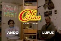 ANDO // LUPUS Live@CaféCarina@Café Carina