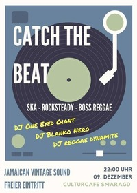 Catch the Beat@Smaragd
