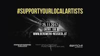 Pusztabeatz - Next Level ft. Disaszt & Pandora@Bergwerk