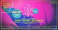 FANCY x Be Fancy x 14/10/17@Scotch Club