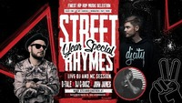 STREET RHYMES | The Year Special Edition@G2 Club Diskothek
