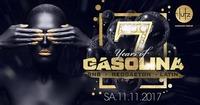 Gasolina - 7 YEARS Anniversary - 11.11.2017@lutz - der club