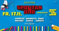 Spontan DNB! by Run DnB@Conrad Sohm