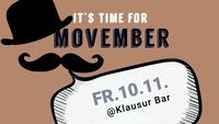 Movember @Klausur Bar@Klausur Bar