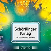 Schörflinger Kirtag 2018 jaxx! Partyzelt