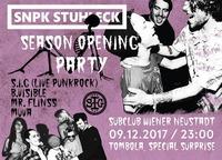 SNPK Stuhleck Season Opening PARTY 2017@SUB