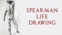 Spearman Life Drawing Session@Mon Ami