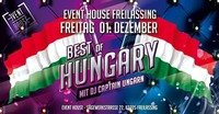 Best of Hungary@Eventhouse Freilassing