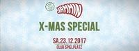 Jammin - X Mas Special@Club Spielplatz