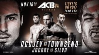 ACB MMA Fight Night 74