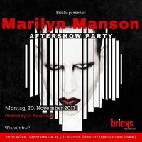 Marilyn Manson Aftershowparty!@Bricks - lazy dancebar