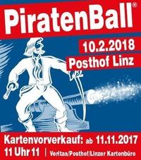 PiratenBall 2018@Posthof
