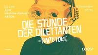 Dilettanten Video Release@Loop