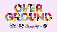 Overground - Der Samstag im Volksgarten@Volksgarten Wien