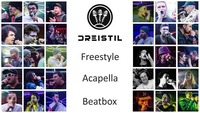 Dreistil - Rap Battle@The Loft