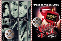 Partyweekend (17.&18.November.2017)@Cestlavie