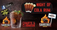 Night of Cola Rum@Saustall Hadersdorf