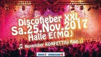 Discofieber XXL - 25.November Konfettiiiii Rain im MQ@Museumsquartier - Halle E