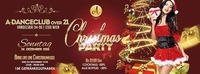 Christmas Party@A-Danceclub