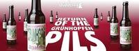 Return of the Grünhopfenpils - Es ist wieder so weit!@academy Cafe-Bar