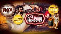 Friday Hangover mit Alan@Rox Musicbar Linz