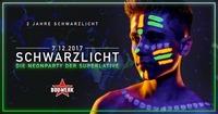 SCHWARZLICHT • 07.12.17 • Neon Special@Bollwerk