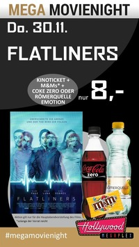 MEGA MovieNight: Flatliners