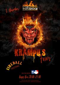Krampus Fireball Party/DJ One @Salzbar