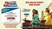 Noche Havana - die Salsa Party der Stadt - Salsa Club Salzburg