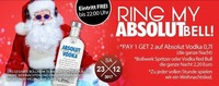RING my Absolut-Bell!