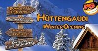 HüttenGAUDI - WinterOpening@Orange Bar