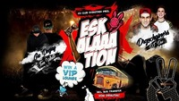 ESKALAAATION | Dropchainers vs. Gio Deejay & Tom White@G2 Club Diskothek