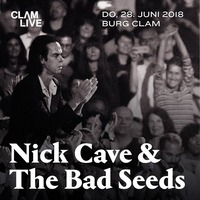Nick Cave & The Bad Seeds - ClamLive 2018@Clam Live