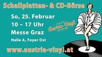 Schallplatten- & CD-Börse Graz@Grazer Congress