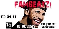 ☆FAMBEATZ!☆ #black Friday@Riverside