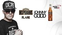Desperados FLARE feat. Johnny GOOD at CLUB Prestige 2.0@Musikpark-A1