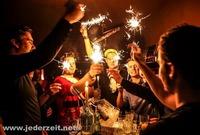 Ab in die ferien - ganze nacht weihnachtsgetränke@Jederzeit Club Lounge