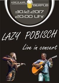 Lazy Pobisch live@Bierpub Krügerl