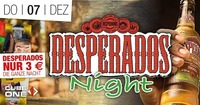 Cube One - Desperados Night@Cube One