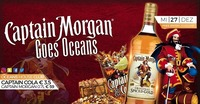 Captain Morgan Goes Oceans!@oceans House Club