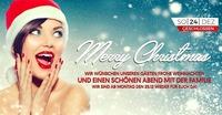 Merry Christmas - 24.12 Geschlossen@oceans House Club