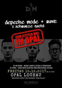 Depeche Mode & Wave   Schwarze Nacht@Opal
