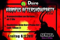 Krampustreiben Aftershow-Party@Disco-Stadl Schurl