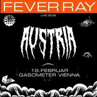 Hochverlegt! FM4 Indiekiste mit Fever Ray | Wien@Gasometer - planet.tt