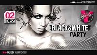 Black & White Party@Ypsilon