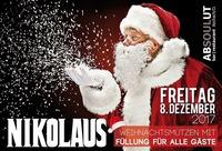Nikolaus im ABS mit Geschenke@Absoulut