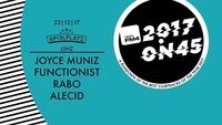 FM4 2017 on 45 in Linz@Club Spielplatz