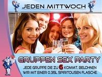 Jeden Mittwoch – Gruppen Sex Party@Mausefalle